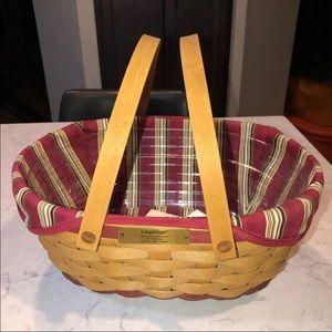 Longaberger Get Together Basket